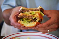 Copycat McDonald's Big Mac - the author states she had never eaten a fast food burger before. Yes they are bad for you, but they have something delicious about them... better make a copycat for less fat and guilt!