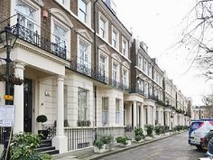 Kensington, London Apartment.  (Okay, I would love to live there :)