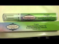 ILight Organic Advanced Brightening & Line Smoothing Eye Treatment Review