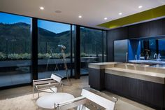 Private Residence in Ketchum