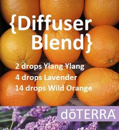 If you're looking for the perfect springtime EO blend to enjoy in your diffuser, try this blend. #doterradiffuserrecipes