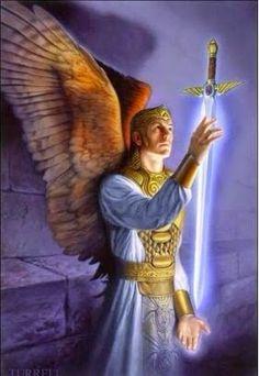 Golden Magic: DIE ERZENGELN, BOTEN GOTTES