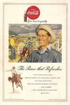 #Coca-Cola 1953