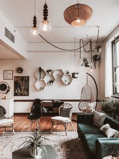 Superb Interior, bedroom, bedroom inspo, firefly lights, modern, design, interior design, DIY, minimalist, Scandinavian, decoration, decor, ideas, decoration ideas, inspiring homes, minimalist decor, Hygge, furnishings, home furnishings, decor inspiration, photos,  The po ..