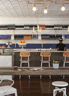 Annex Restaurant in Brooklyn + Best of the Web