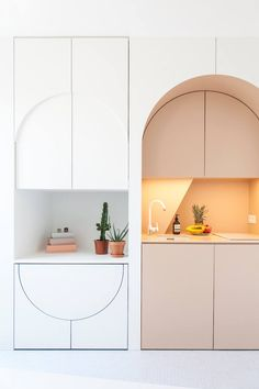 Kitchen lust. shapes. form.