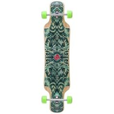Lush Symbian Two Complete Longboard