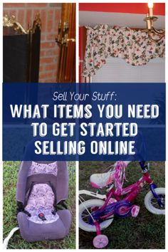 Here's What You Need to Get Started When You Want to Get Rid of Your Excess Stuff Before the Christmas Season!