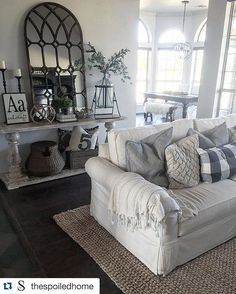 I like the display behind the couch for directly across the window in the family room