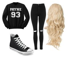 """""""Liam Payne outfit"""" by alwayyyyssss on Polyvore featuring Topshop and Converse"""