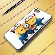 iphone 4/4s case - despicable minion Iphone Case