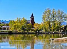 Puigcerdá Pond Spain