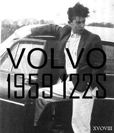 VOLVO 1959 122S - XVOVIII™