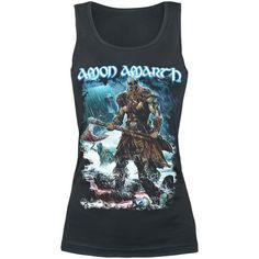 Tanktop Sleeveless Shirt AMON AMARTH JOMSVIKING New Metall different size