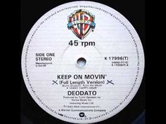 Deodato >> Keep On Movin