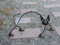 horseshoe welding designs | Via Kay Cameron