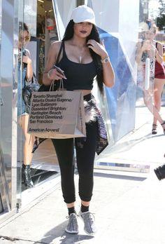 Shop Kylie Jenner style at ! Kylie Jenner Outfits, Style Kylie Jenner, Looks Kylie Jenner, Kendall And Kylie Jenner, Look Kim Kardashian, Estilo Jenner, Looks Style, My Style, Summer Outfits