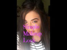 Simple Makeup Look - YouTube