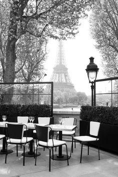 Monsieur Bleu Restaurant at The Palais de Tokyo in Paris, France.Yellowtrace — Interior Design, Architecture, Art, Photography, Lifestyle & Design Culture Blog.