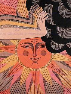 Propaganda political ussr soviet #communism sun cloud world peace #poster #bb2683,  View more on the LINK: http://www.zeppy.io/product/gb/2/172184490672/