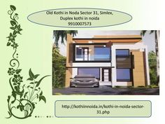 Brand new double story kothi in sector 31 noida,99100007573