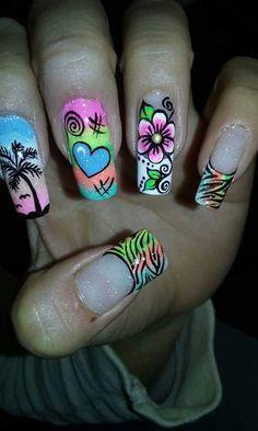 Acrylics, Acrylic Nails, Triangles, Nail Designs, Mary, Nail Art, Ideas, Style, Nail Arts