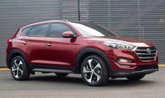 #Hyundai #Tucson. Il SUV coreano dal design massiccio e grintoso.