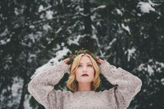 """""""The Beginning"""" featuring Kaitlin by Bethanie Marie Photography"""
