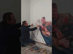 #Realitati subiective - YouTube Bucharest, Videos, Police, Studio, Youtube, Painting, Art, Art Background, Painting Art