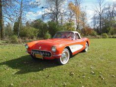 1957 Chevrolet Corvette Fuel Injected