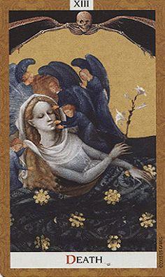 La Dormición como Muerte - Desde el Tarot de Oro