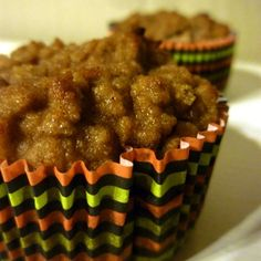 Applesauce Muffins #BeyondDiet #Recipes