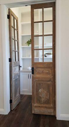 beautiful wood doors