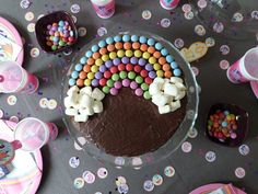 His Birthday My Little Pony (with a treasure hunt) Son Anniversaire My Little Pony (avec une chasse au trésor) Birthday Cake Pictures, 1st Birthday Cakes, Birthday Kids, Anniversaire My Little Pony, My Little Pony Cake, Torte Cake, Rainbow Birthday, Girl Cakes, Cake Art