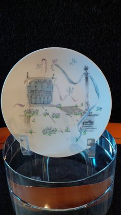 Raymond Loewy Rosenthal 'Plaza' Bread and Butter Plate