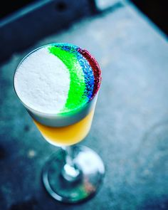 """279 Likes, 14 Comments - Bitter and Twisted (@bitterandtwisted_az) on Instagram: """"#DrinkBetter & Taste the rainbow 🌈 takes you back to childhood! In an adult treat. 📸 @schultzdigital"""""""