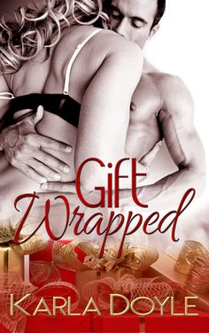 Gift Wrapped by Karla Doyle Free Romance Books, The Brunette, Book Themes, Book Gifts, Book Publishing, Book Worms, Books To Read, Gift Wrapping, Audiobooks