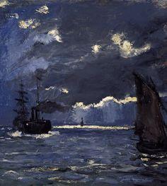 Claude Monet, Seascape