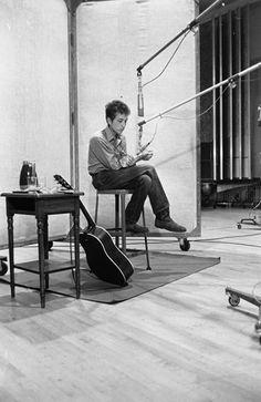 Bob Dylan, 1963