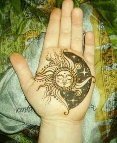 I wouldn't get this on my hand though.