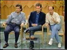 MY THREE SONS Don Grady Barry Stanley Livingston 1992 Talk Show Reunion - YouTube
