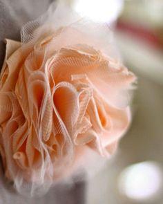 Shake My Blog | Best Of : Une fleur en tissu homemade