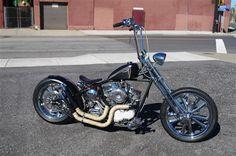 Custom Bobber Motorcycles | New from South Side Kustoms