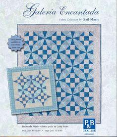 Kaleidoscope quilt block  free pattern