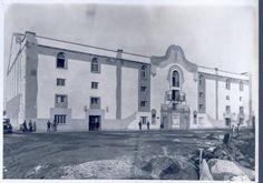 Frontón Betis, Barrio del Porvenir 1929