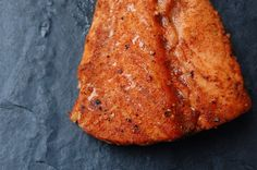 Maple-Cardamom Glazed Salmon   Food 52. RESULTS: I used nutmeg + paprika instead of cardamom. Nice autumnal, warm flavor.