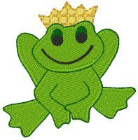 Embroidery | Free Machine Embroidery Designs | Bunnycup Embroidery | Fairy Princess