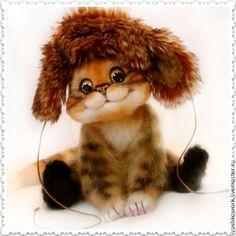 Купить Кот Печкин)) - кот, котик, рыжий, рыжий кот, кот печкин, коты и кошки