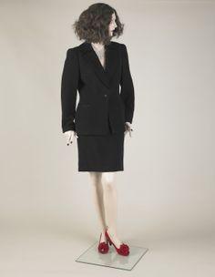 Skirt suit, Karl Lagerfeld, 1995