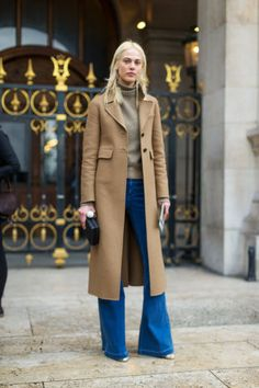 Chic Camel Coat